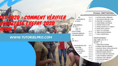 résultats exetat 2020 Vodacom