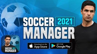 soccer manager 2021 apk + Données OBB