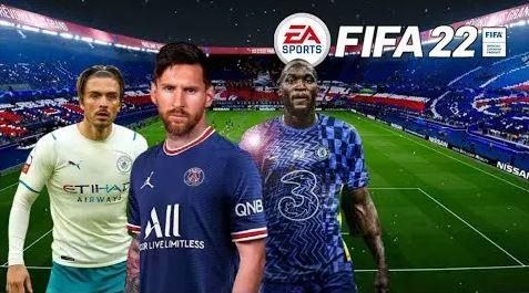 FIFA 2022 PSP