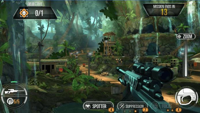 jeux mission gratuits Android