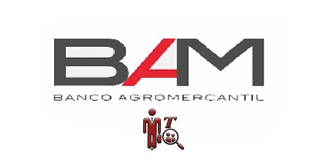 Logotipo del banco agromercantil bam UNO DE LOS MEJORES BANCOS de Guatemala