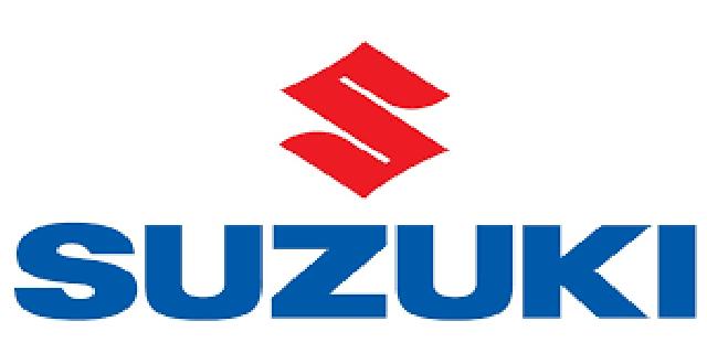 Logotipo de la empresa japonesa SUzuki.