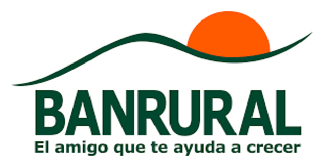 Logotipo del Banco de Desarrollo Rural Banrural Guatemala