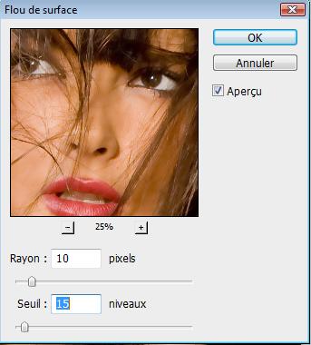 Accentuer vos images avec photoshop