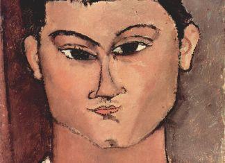 Amedeo Modigliani ritratto pittore