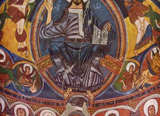Maestro di Taüll arte romanica