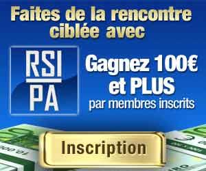 Affiliation RSIPA : jusqu'à plus de 100 euros de CPA grâce aux niches