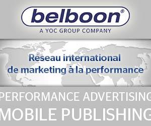 BelBoon : régie d'affiliation pour sites et applis mobiles