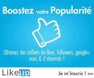 Like Up : booster sa popularité dans les réseaux sociaux