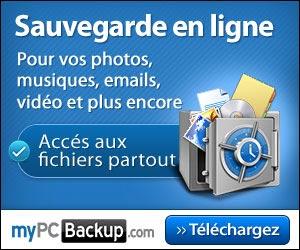 MyPCBackup : sauvegarde automatique dans le cloud