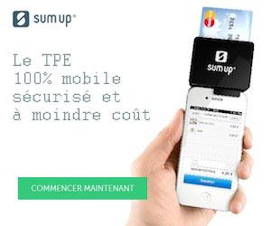 SumUp : PIN+, le TPE sans abonnement ni frais fixes
