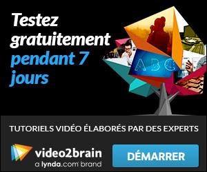 Se former aux logiciels et aux langages de programmation avec Video2Brain