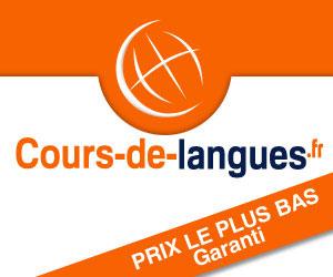 Cours-de-Langues : Comparer et réserver au meilleur prix