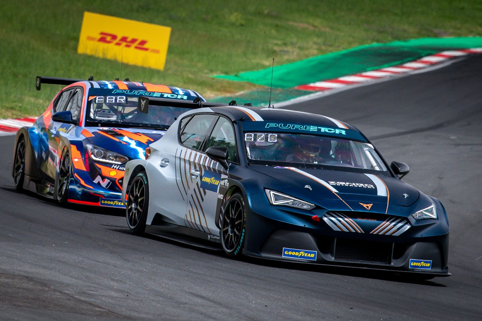 ETCR: Mikel Azcona è il primo King of the Weekend a Vallelunga