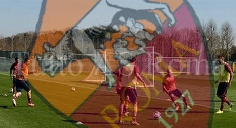 TRIGORIA TRAINING 16/08 PM - Tattica e partitella. Nzonzi individuale (FOTO)(VIDEO)