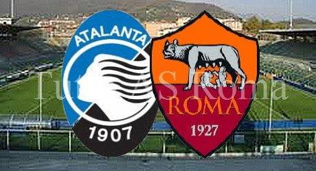 ATALANTA-ROMA 0-1 (TABELLINO)