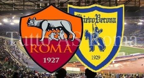 ROMA-CHIEVO Info biglietti
