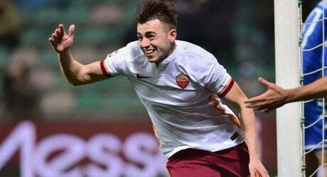El Sharaawy Gol 2 Sassuolo-Roma (02-02-2016)