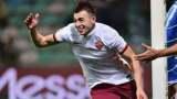 PRE ROMA-GENOA El Shaarawy: 'Prima del Liverpool dobbiamo fare 6 punti'