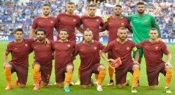 Foto di squadra Porto-Roma