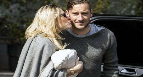 TOTTI La moglie Ilary dice no al 'Grande fratello VIP' per una quarta gravidanza?