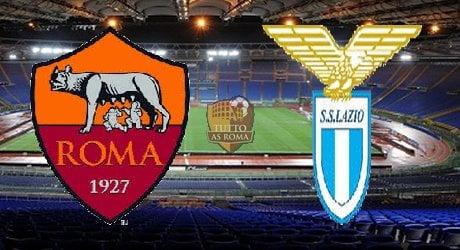 ROMA-LAZIO 2-1 (TABELLINO)