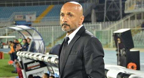SPALLETTI: 'Non so cosa stia pensando Totti, sarà lui a parlare. Baldini è un amico'
