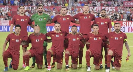 AS ROMA Sale al 10° posto nel ranking UEFA