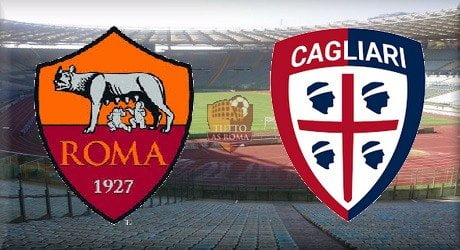 ROMA-CAGLIARI 1-0 (TABELLINO)