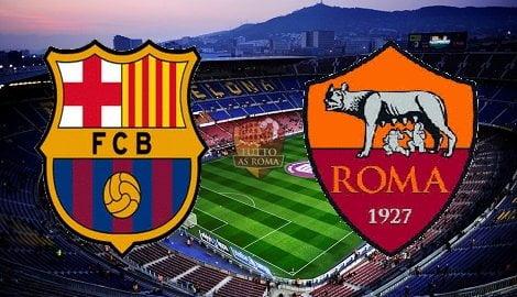 BARCELLONA-ROMA Solo 500 dei 4500 biglietti a disposizione sono stati venduti