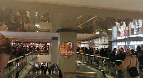 ROMA-LIVERPOOL La situazione biglietti in giro per i Roma Store (VIDEO)