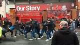Scontri Liverpool, la Uefa promette 'massima severità': ecco cosa rischia la Roma (RS SERA Il Messaggero)