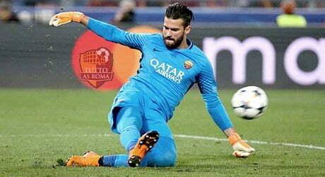 Roma, linea bollente per Alisson. Il Liverpool è salito a 70 milioni (RS La Gazzetta dello Sport)