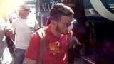 LIVE FIUMICINO # La Roma è arrivata (FOTOGALLERY)(VIDEO)