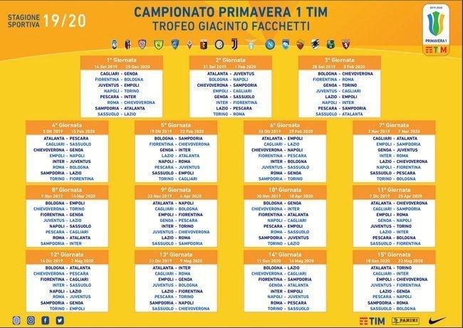Calendario Roma.Primavera Ufficializato Il Calendario Prima Il 14 09 Contro