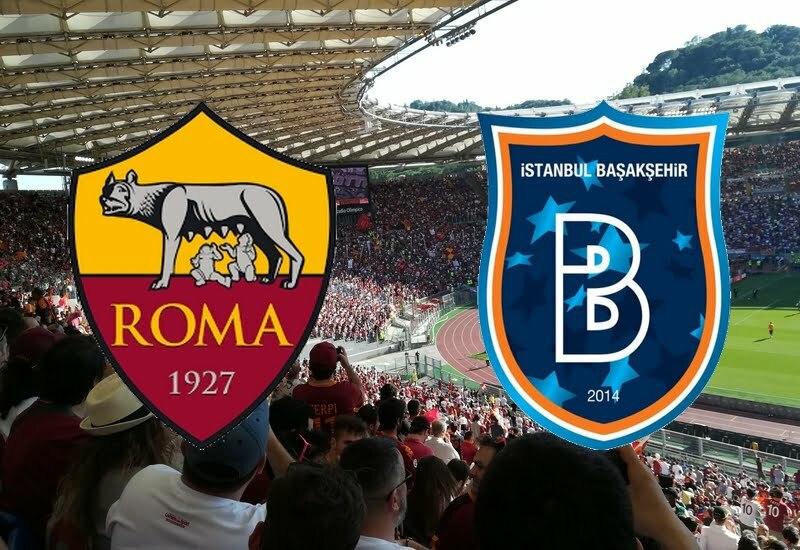 ROMA-ISTAMBUL BASAKSEHIR 19/09 ORE 21.00