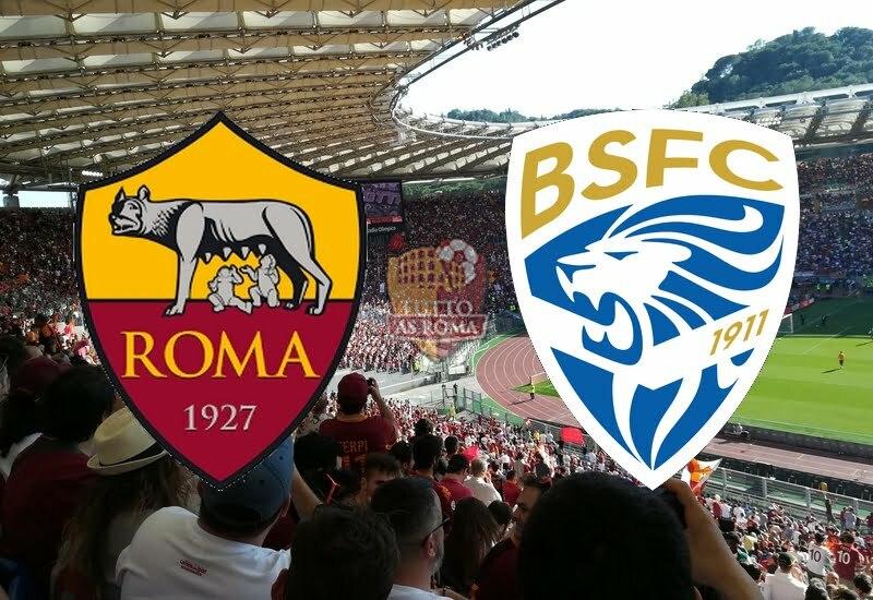 ROMA-BRESCIA 24 novembre 2019 ore 15.00
