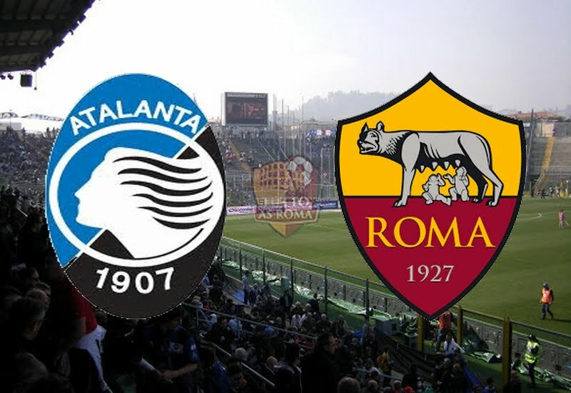 ATALANTA-ROMA 2-1 (TABELLINO)
