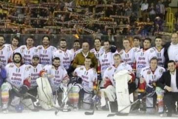 Stagione al via con la Supercoppa 2015 all'Asiago