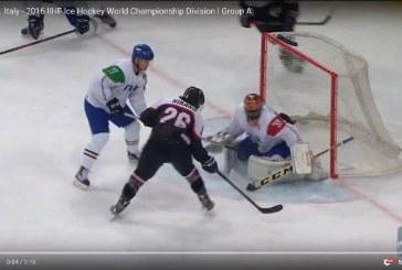 Mondiali IIHF Prima Divisione: Giappone-Italia 1-3, via al sogno azzurro