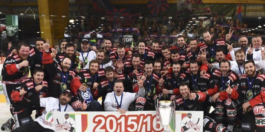 """Serie """"A"""": Renon Campione d'Italia 2015-2016"""