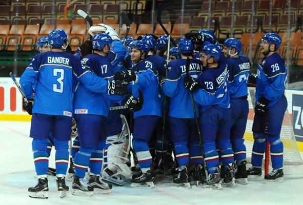 Mondiali IIHF Prima Divisione: Italia-Corea 2-1, impresa servita
