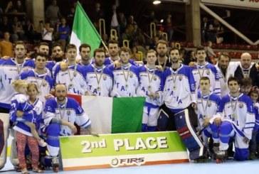 Inline: argento Italia ai mondiali di Asiago