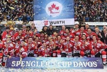 Spengler Cup: la 90.esima edizione al Team Canada