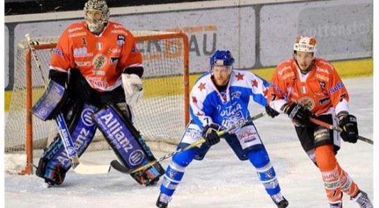 Qui AHL: gare-1 di semifinale ad Asiago e Cortina