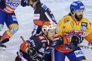 Alps Hockey League: gara-2 di finale all'Asiago, stasera gara-3