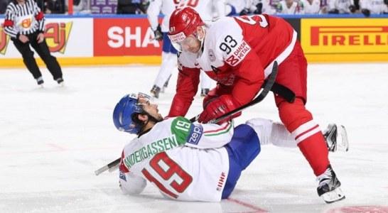 Mondiali IIHF: Italia retrocessa, da domani i play-off