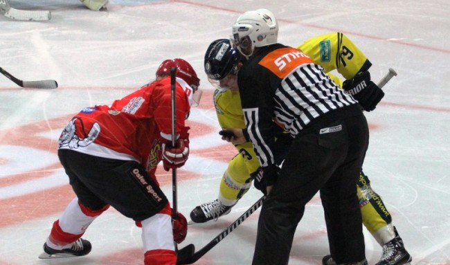 Italian Hockey League: stasera l'anticipo Alleghe-Fiemme
