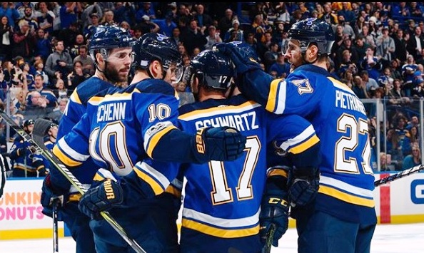 Focus NHL: comandano Tampa Bay e Saint Louis
