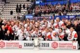 Champions Hockey League: nella finalissima di Vaxjo trionfa lo Jyväskylä